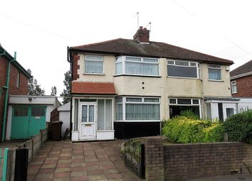 Thumbnail 3 bedroom semi-detached house for sale in Old Heath Road, Wolverhampton