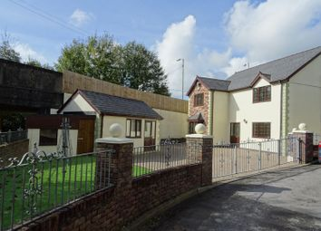 Thumbnail 4 bed detached house for sale in Abergarw Drive, Brynmenyn, Bridgend
