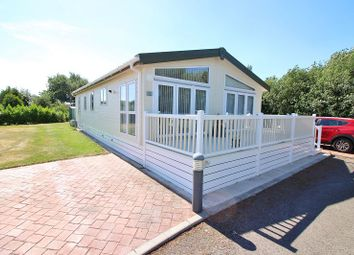 Thumbnail 3 bed mobile/park home for sale in Hunters Walk, Riverside Caravan Park, Southport New Road, Southport