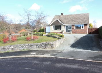 Thumbnail 4 bedroom detached bungalow for sale in Penygarreg Rise, Pant, Oswestry