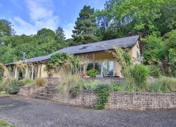 Thumbnail 3 bed detached house for sale in Llanwenarth, Abergavenny