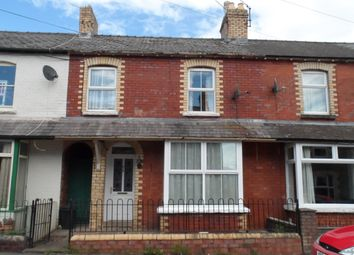 Thumbnail 3 bed terraced house to rent in Clifton Road, Abergavenny