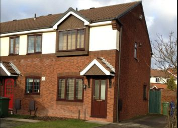 Thumbnail 2 bed semi-detached house to rent in Van Gogh Close, Cannock