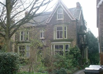 Thumbnail 1 bedroom flat to rent in Kenwood Park Road, Sheffield