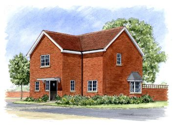 Thumbnail 3 bed detached house for sale in Plot 28, Stoke Road, Thorndon