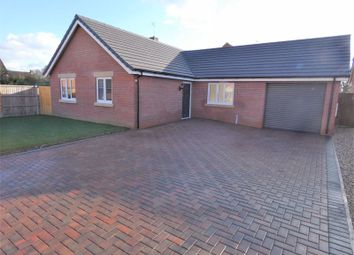 Thumbnail 3 bedroom detached bungalow for sale in Gibson Green, Witham St. Hughs, Lincoln