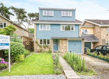 Thumbnail 5 bed link-detached house for sale in Lightwater, Surrey