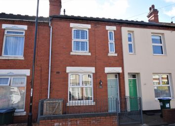 Thumbnail 3 bed terraced house to rent in Kensington Road, Earlsdon, Coventry