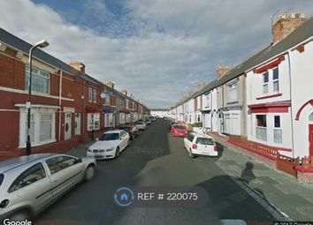 Thumbnail 2 bed terraced house to rent in Thornville Road, Hartlepool