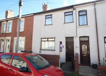 Thumbnail 2 bed terraced house to rent in Sherbourne Road, Sebastopol, Pontypool