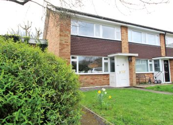 Thumbnail 3 bed end terrace house for sale in Victoria Close, West Molesey