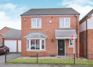 Thumbnail 4 bed detached house for sale in Waltho Street, Wolverhampton