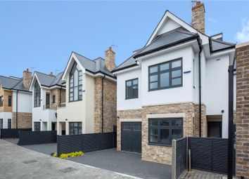 Thumbnail Detached house for sale in East End Road, East Finchley, London