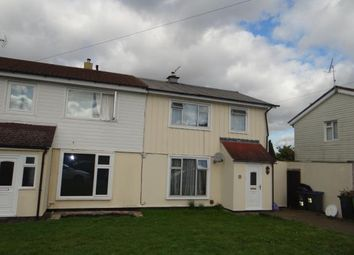 Thumbnail 3 bed semi-detached house for sale in East Street, Canterbury, Kent