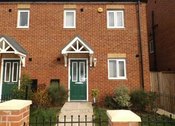 Thumbnail 3 bedroom semi-detached house for sale in Hexagon Close, Manchester, Greater Manchester