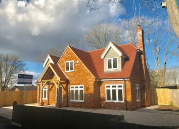 Thumbnail 4 bed detached house for sale in Water End Lane, Studley Green, High Wycombe