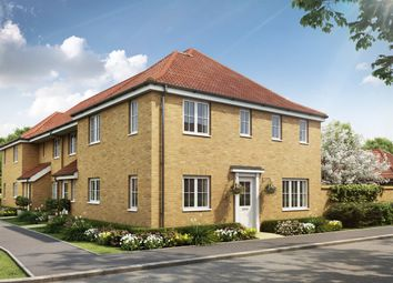 "Thumbnail 3 bed detached house for sale in ""The Clayton Corner"" at Market View, Dorman Avenue South, Aylesham, Canterbury"