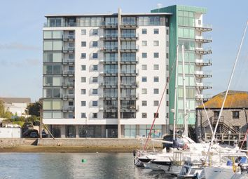 Thumbnail 2 bed flat for sale in Marrowbone Slip, Plymouth