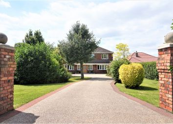 Thumbnail 6 bed detached house for sale in Church Avenue, Humberston