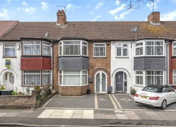 Thumbnail 3 bed terraced house for sale in Harington Terrace, Great Cambridge Road, Edmonton, London