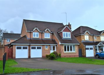 Thumbnail 4 bed detached house for sale in Duthie Park Gardens, Anniesland, Glasgow