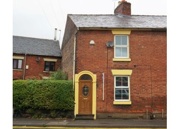 Thumbnail 2 bed end terrace house for sale in Sandon Road, Stafford