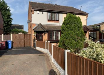 Thumbnail Semi-detached house for sale in Langdale Close, Southdene