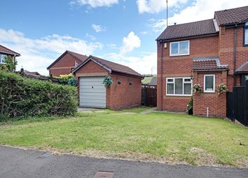 Thumbnail 2 bed semi-detached house for sale in Wetherby Drive, Swallownest, Sheffield