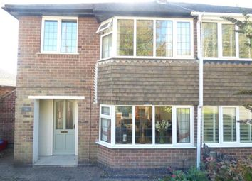 Thumbnail 3 bed semi-detached house for sale in Leicester Road, Whitwick, Coalville, Leicestershire