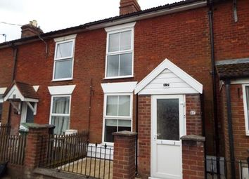 Thumbnail 2 bed terraced house for sale in Watton, Thetford, Watton
