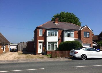 Thumbnail 2 bed semi-detached house for sale in The Poplars, Main Street, Burton Pidsea