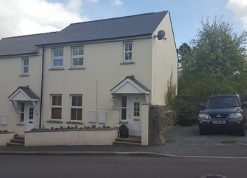 Thumbnail 3 bed end terrace house to rent in Belle Vue Terrace, Pembroke Dock