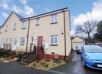 Thumbnail 3 bedroom end terrace house for sale in Sterlings Way, Okehampton