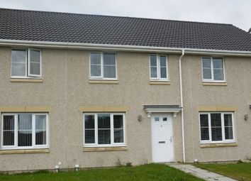 Thumbnail 3 bed terraced house to rent in Doocot Court, Elgin