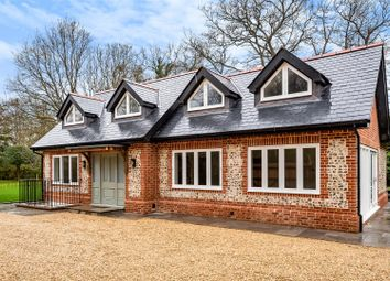 Thumbnail 4 bed detached house for sale in Ockham Road North, East Horsley, Leatherhead