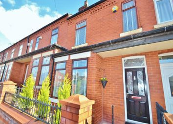 Thumbnail 3 bed terraced house for sale in Kennedy Road, Salford