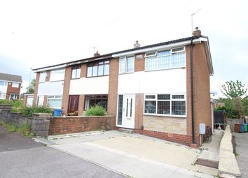 Thumbnail 3 bed semi-detached house for sale in Marigold Street, Rochdale