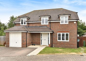 Thumbnail 4 bedroom detached house for sale in Milbourne Place, Ewell, Epsom
