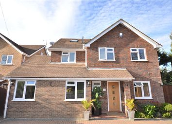 Thumbnail 6 bed detached house for sale in Crowthorne Road, Bracknell, Berkshire