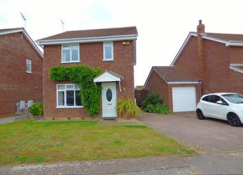 Thumbnail 3 bedroom detached house for sale in Appledore Drive, Carlton Colville, Lowestoft