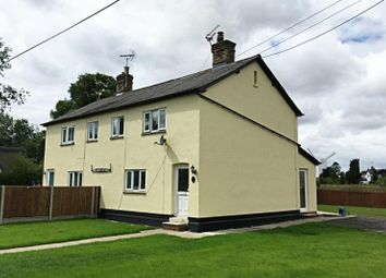 Thumbnail 3 bed semi-detached house to rent in Millgate Cottage, Aythorpe Roding, Essex