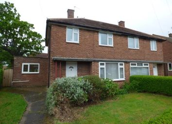Thumbnail 3 bed semi-detached house for sale in Acton Drive, North Shields, Tyne And Wear