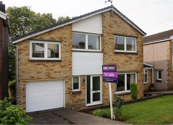 Thumbnail 4 bed detached house for sale in Park Prospect, Pontypridd