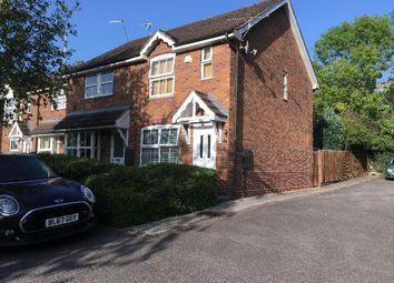 Thumbnail 2 bed end terrace house to rent in Hornbeam Drive, Tile Hill, Coventry