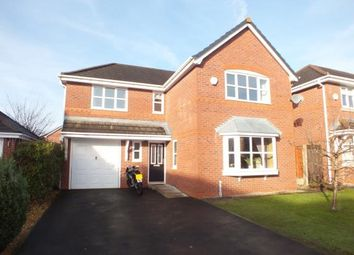 Thumbnail 4 bed detached house for sale in Little Close, Farington Moss, Leyland, Preston