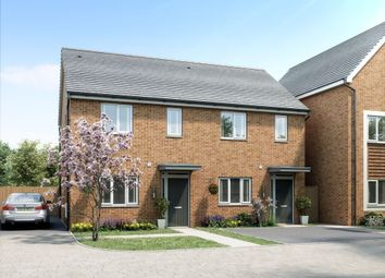 Thumbnail 2 bedroom semi-detached house for sale in Eastwood, Nottingham