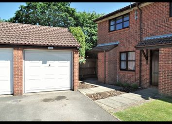 Thumbnail 1 bed end terrace house for sale in Pickwick Close, Totton, Southampton
