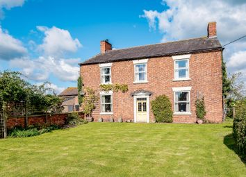 Thumbnail 5 bed detached house for sale in Shocklach, Malpas, Cheshire