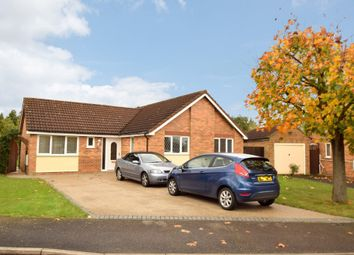 Thumbnail 3 bed detached house for sale in Marcus Close, Haverhill