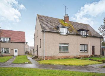 Thumbnail 2 bed semi-detached house to rent in Castle Park, Ceres, Cupar